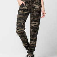 REWASH Camo Womens Pants | Pants & Joggers