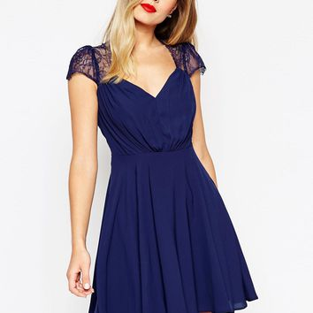 ASOS Kate Lace Mini Dress