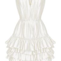 Rouched Mini Dress | Moda Operandi
