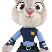 Disney Zootopia Officer Judy Hopps Talking Plush