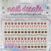 KITCH-MAS NAIL DECALS