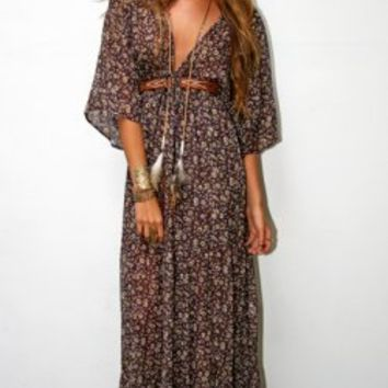 The Bohemian Dress - DRESSES - Shop Online