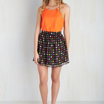You're Fun-Believable Skirt | Mod Retro Vintage Skirts | ModCloth.com