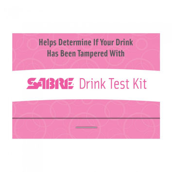 SABRE Drink Test Kit