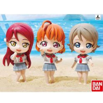 BANDAI PETITURE-RISE BUST: LOVE LIVE! SUNSHINE!! - CHIKA/RIKO/YOU
