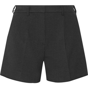 Maje - Intrepide crepe shorts
