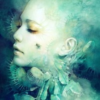 """Trap"" - Art Print by Anna Dittmann"