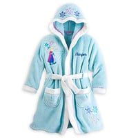 Frozen Plush Robe for Girls - Personalizable