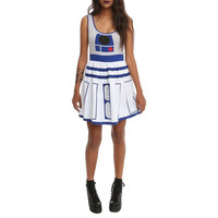 Star Wars - R2D2 Juniors A-Line Dress