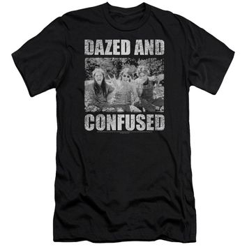 Dazed And Confused - Rock On Premuim Canvas Adult Slim Fit 30/1