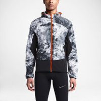 Nike Printed Trail Kiger Full-Zip Men's Running Jacket