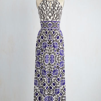 Baroque into Song Dress | Mod Retro Vintage Dresses | ModCloth.com
