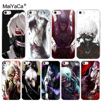 Tokyo Ghouls Anime Coque Shell Phone Case