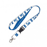 Duke Blue Devils Lanyard with Detachable Buckle