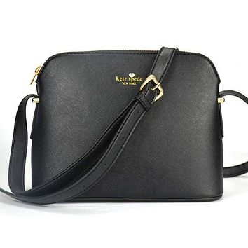 LMFON Day-First? Kate Spade Women Leather Multi Color Handbags Shoulder Bag Inclined Shoulder Bag