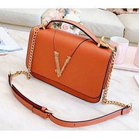 Watchjady Fashion Women Shopping Leather Handbag Shoulder Bag Crossbody Satchel
