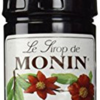 Monin Rich Red Pomegranate Syrup, 1 liter