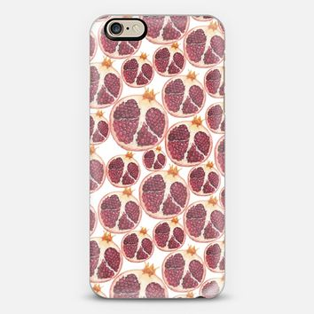 pomegranate iPhone 6 case by austeja platukyte | Casetify