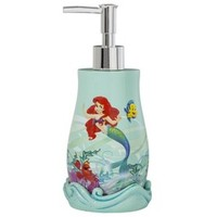 Disney® Little Mermaid Soap/Lotion Dispenser - Blue