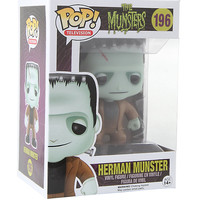 Funko The Munsters Pop! Television Herman Munster Vinyl Figure