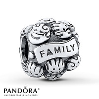 Pandora Charm Love & Family Sterling Silver