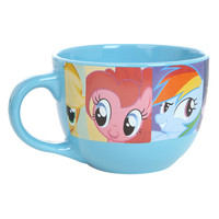 My Little Pony Blue Soup Mug