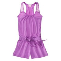 Mossimo Supply Co. Juniors Romper with Mesh Strap - Assorted Colors