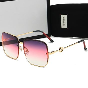 0315 GUCCI Fashion Popular Summer Sun Shades Eyeglasses Glasses Sunglasses