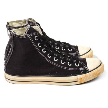 Converse - Chuck Taylor All Star High 1970 Back Zip (Black)