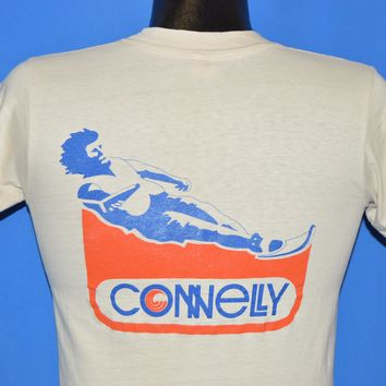 70s Connelly Skis Water Skiing t-shirt Small