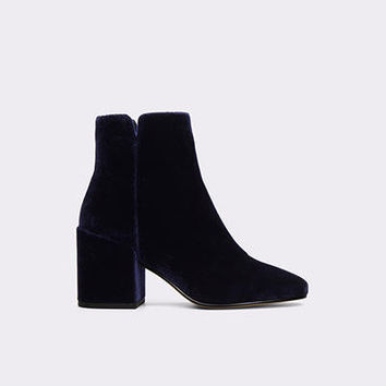 Sully Navy Women's Ankle boots   ALDO US