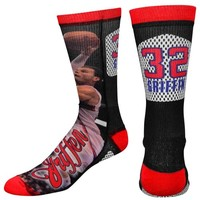 For Bare Feet NBA Sublimated Player Socks - Men's