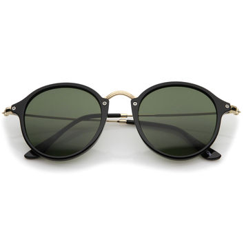 Iconic Vintage 1920's Round Dapper Sunglasses A742