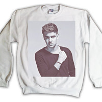 Holiday Sale - 17 Dollars- One Direction Liam Payne Sweatshirt 008 x Crewneck x Jumper x Sweater - All Sizes Available