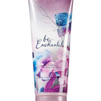 Bath & Body Works BE ENCHANTED Triple Moisture Body Cream 8 oz