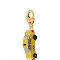 Kate Spade Taxi Charm Yellow Multi ONE