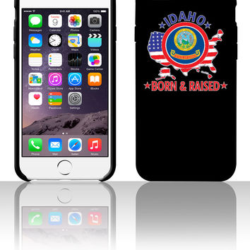 Idaho born and raiseds 5 5s 6 6plus phone cases