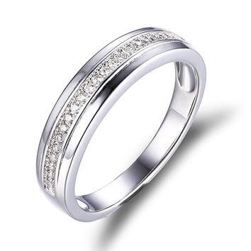 Sterling Silver Classic European