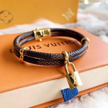 Louis Vuitton LV Keep It Twice Monogram Bracelet | M6640F - Best Online Sale