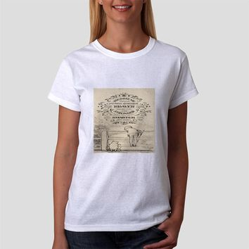 Classic Women Tshirt You Are Braver Than You Believe