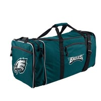 Philadelphia Eagles NFL Steal Duffel Bag (Green)