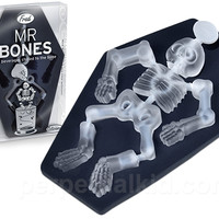 MR. BONES SKELETON ICE TRAY