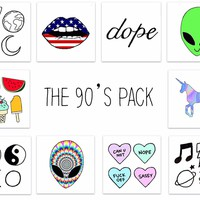 90's Pack