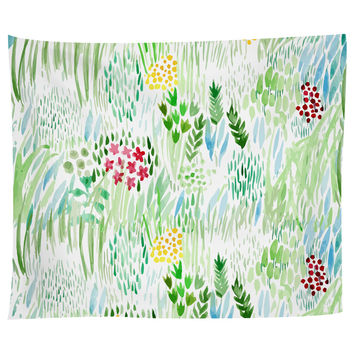 Green Pastures Tapestry
