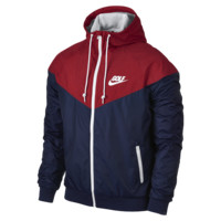Nike Golf Windrunner Men's Jacket Size XL (Blue)