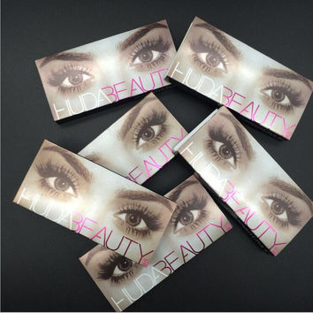 Huda Beauty 3D False Eyelashes