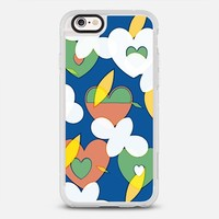 Cloudy Big Heart iPhone 6s case by Bunhugger Design | Casetify