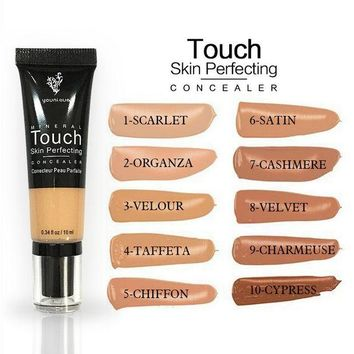 ONETOW Younique Touch Skin Perfecting Fine-skin Make-up 10-color Concealer [10975215244]