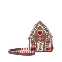 KITSCH HOME SWEET HOME CROSSBODY: Betsey Johnson