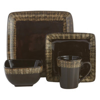 Sedona Buff Dinnerware Set (16 PC)